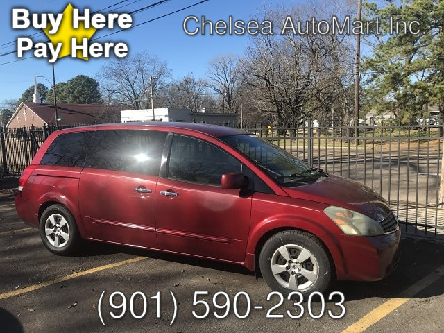 2007 Nissan Quest 3.5 5-Speed Automatic