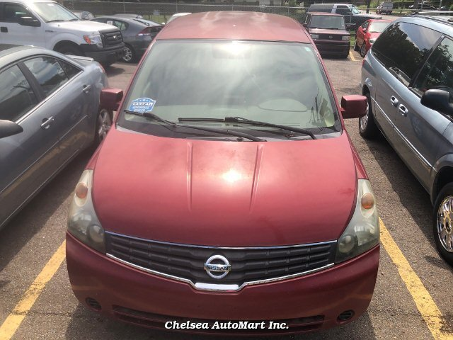 2007 Nissan Quest 3.5 SE 5-Speed Automatic